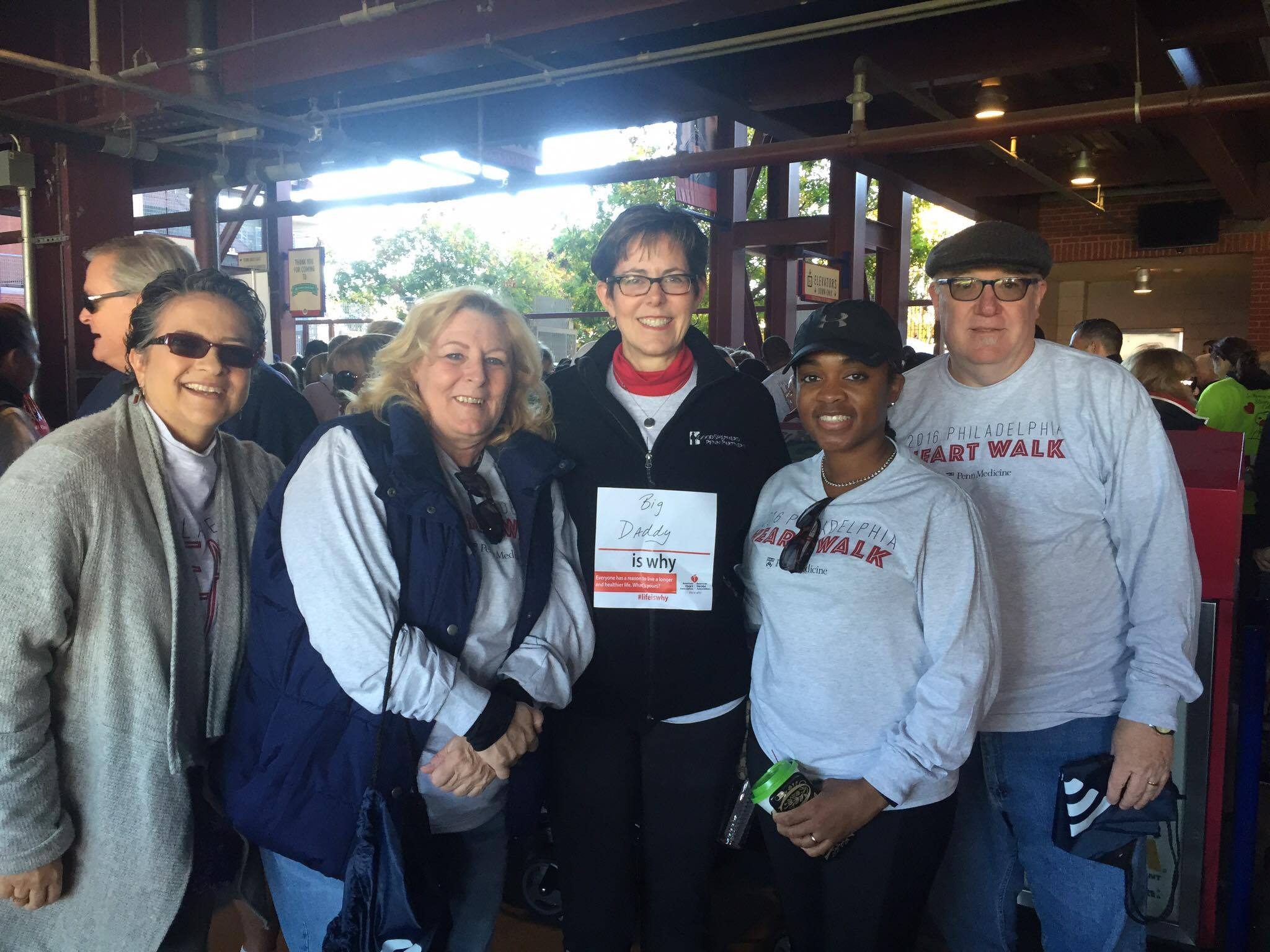 Join Team GSPP for the 2017 Heart Walk